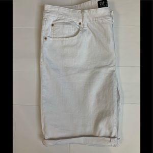 GAP Jean Bermuda Shorts